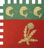 Bannière du pennonage Baraban