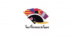 Pennons de Lyon