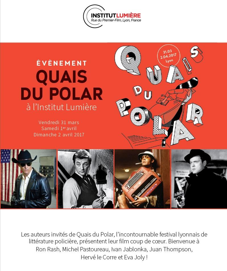 Quai du Polar : festival international
