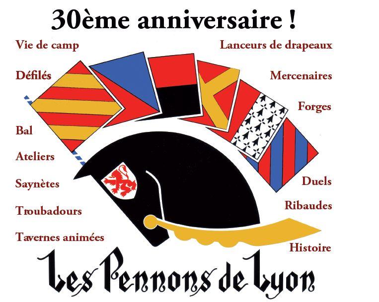 30 ans des Pennons de Lyon