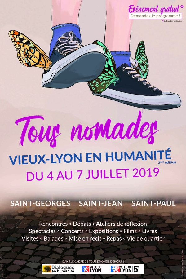 Vieux-Lyon en humanité